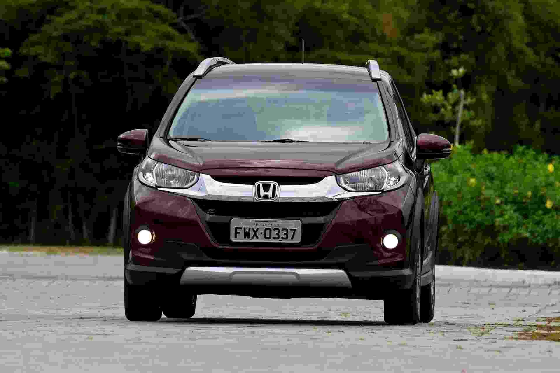 Honda WR-V - Murilo Góes/UOL