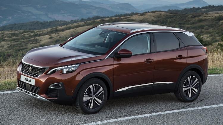 Peugeot 3008 2018 - Disclosure - Disclosure