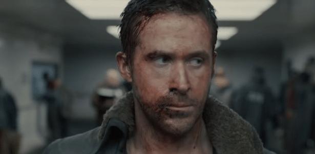 """Ryan Gosling em cena de """"Blade Runner 2049"""""""