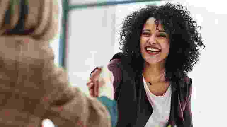 entrevista de emprego - Getty Images - Getty Images