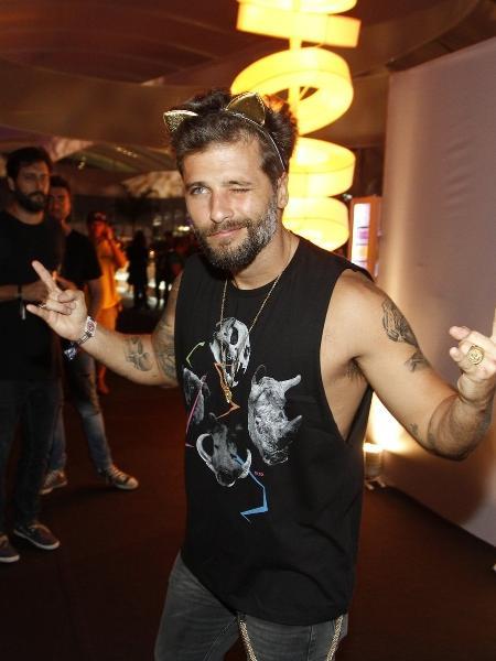 Bruno Gagliasso é cheio dos truques de moda e beleza - Thyago Andrade/Brazil News