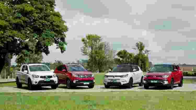 Venko Motors anunciou volta da Ssangyong em setembro de 2017 com cinco modelos e previsão de vender 3.000 carros por ano - Alessandro Reis/UOL