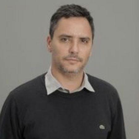 Diego Barredo, responsável pela produtora Eyeworks - Arquivo pessoal