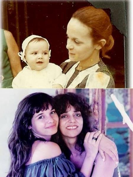Glória Perez posta fotos da filha, Daniela Perez - Reprodução/Facebook