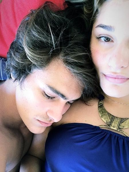 Bruno Montaleone e Sasha - Reprodução/Instagram/montaleonebruno