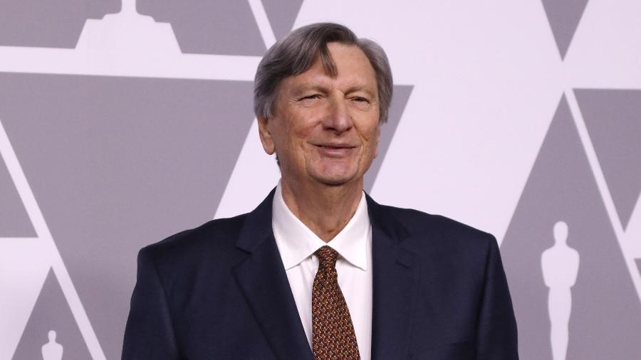 O presidente da Academia de Artes e Ciências Cinematográficas, John Bailey - REUTERS/Mario Anzuoni