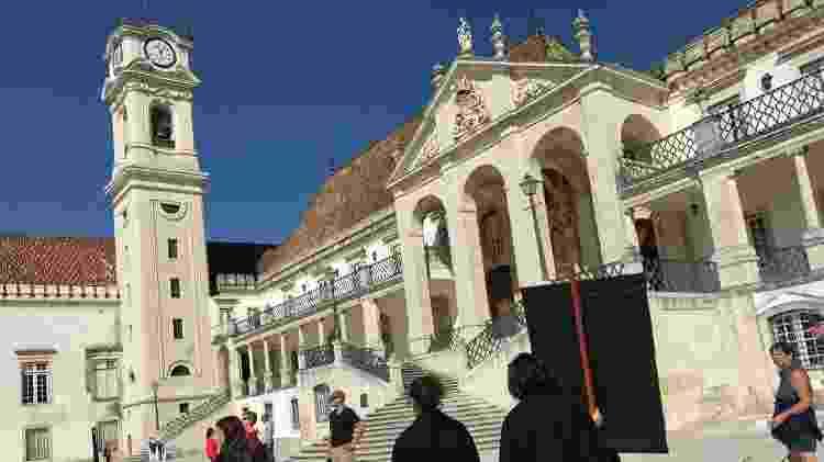 Universidade de Coimbra - Ricardo Ribeiro/UOL - Ricardo Ribeiro/UOL