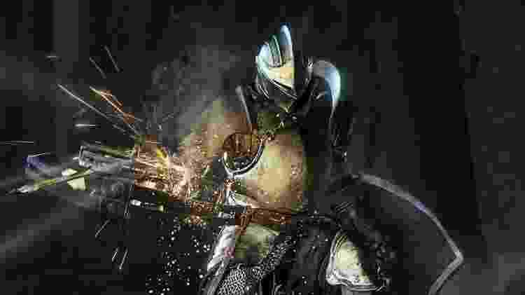Dark Souls 1 - Reprodução - Reprodução