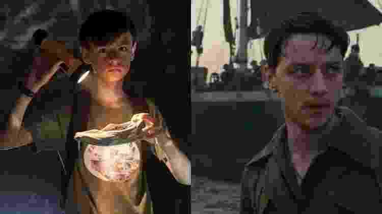 James McAvoy será Bill Denbrough, que era vivido por Jaeden Leiberher. - Reprodução - Reprodução