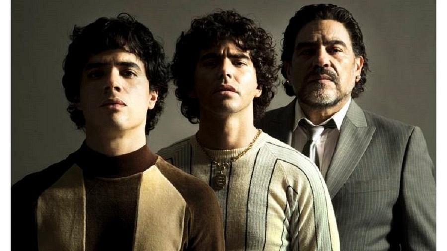 """Imagem de """"Maradona"""" - Maradona/Prime Video/Divulgação"""