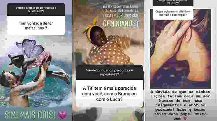 Giovanna Ewbank e Titi - Reprodução/Instagram - Reprodução/Instagram