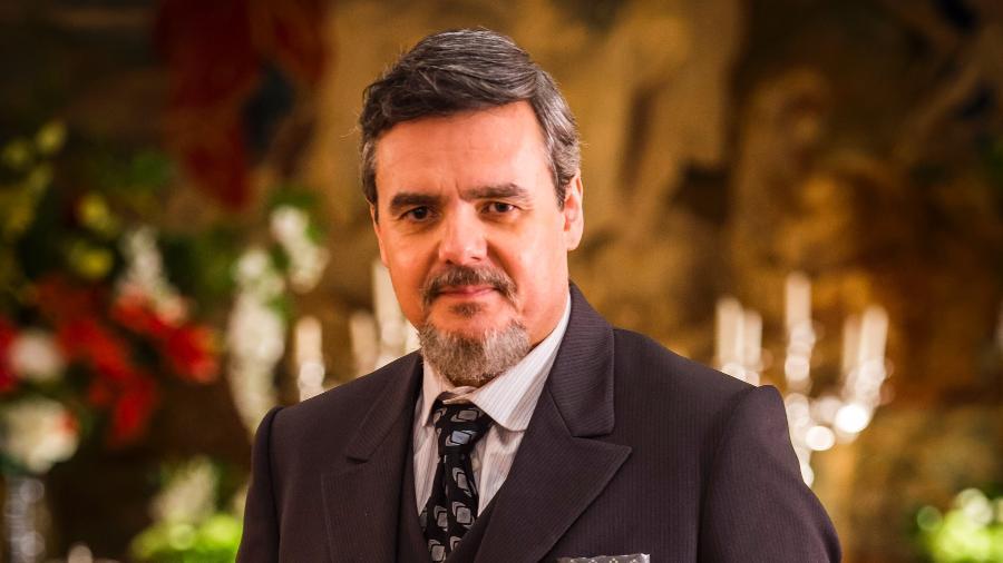 """Cássio Gabus Mendes terá uma participação bem importante em """"Éramos Seis"""" - João Miguel Júnior/TV Globo"""