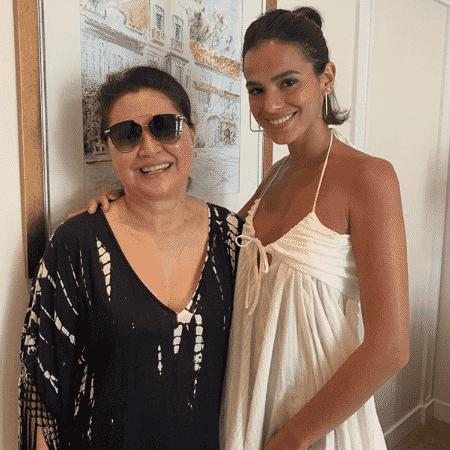 Kika Sato e Bruna Marquezine - Reprodução/Instagram