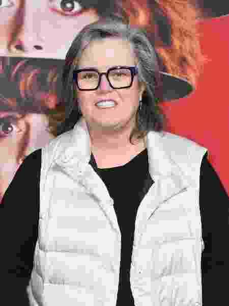 "A atriz Rosie O""Donnell - ANGELA WEISS/AFP"