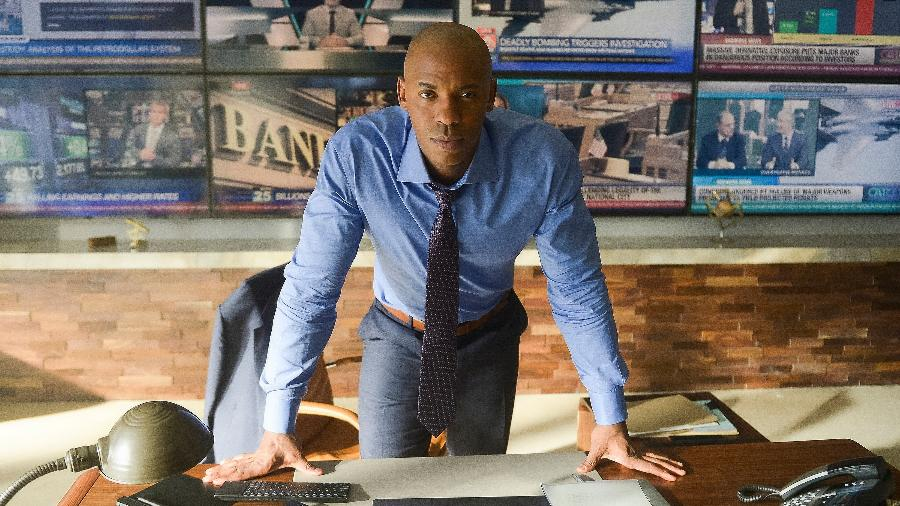 Mehcad Brooks vive Jimmy Olsen em Supergirl - Divulgação/EW