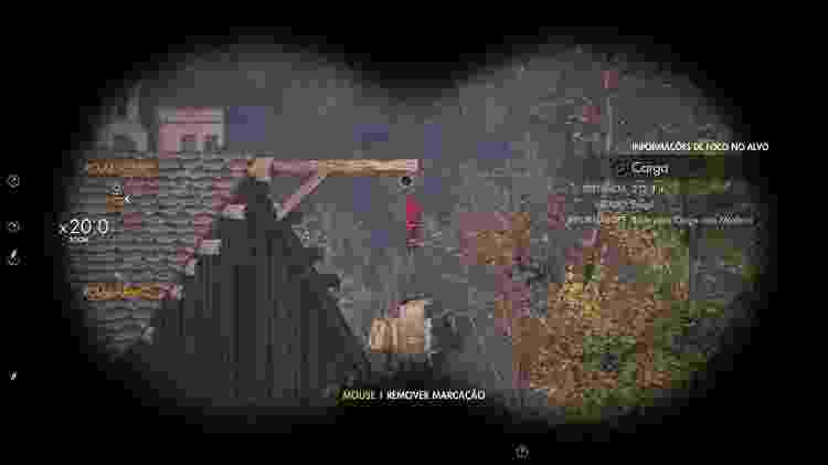 Sniper Elite 4 - 03 - Reprodução - Reprodução