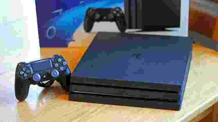 versão atualizada do PS4 foi lançada apenas três anos depois do original  - ADAM ROSENBERG/MASHABLE