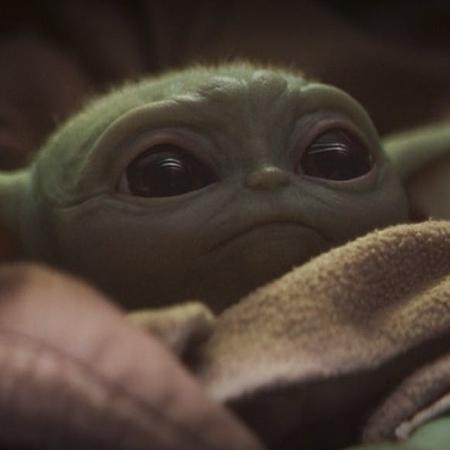 O bebê Yoda de The Mandalorian - Reprodução