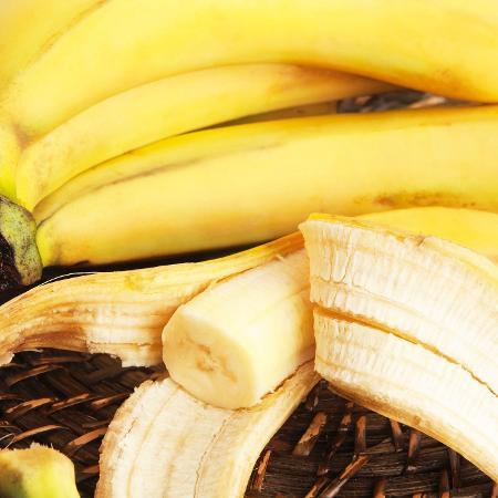 A ingestão de casca de banana tem benefícios, mas não emagrece - iStock