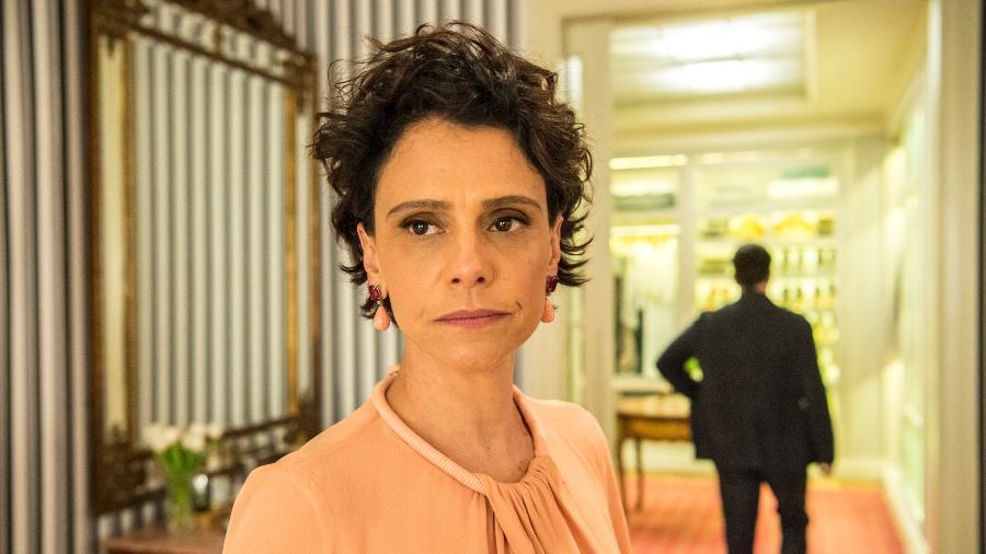 Malu Galli interpreta a socialite Lídia em Amor de Mãe - Globo/Estevam Avellar