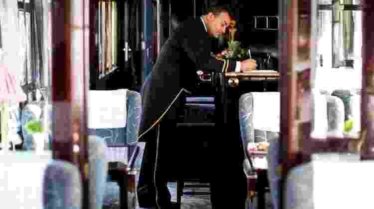 Venice Simplon - Orient Express - Divulgação - Divulgação
