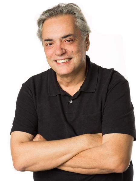 José Rubens Chachá será Silvio Santos em fase madura em série de TV - Divulgação