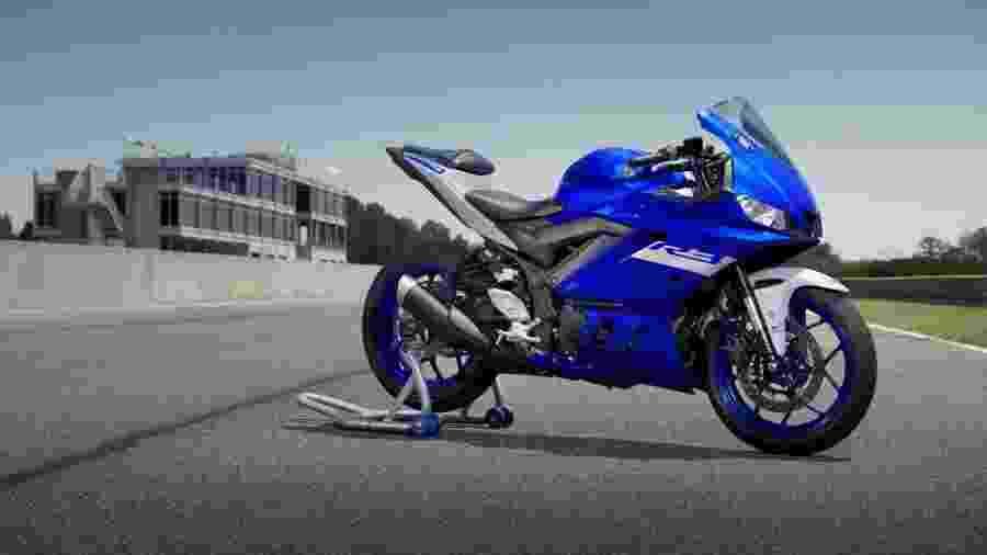 Yamaha R3 2020 - Divulgação