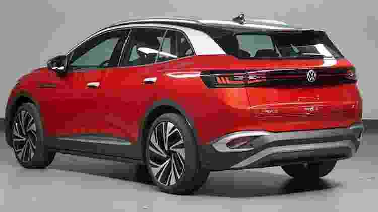 VW ID.4 X 3 - Reprodução - Reprodução