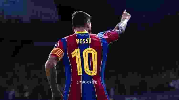 PES 2021 Messi - Reprodução - Reprodução