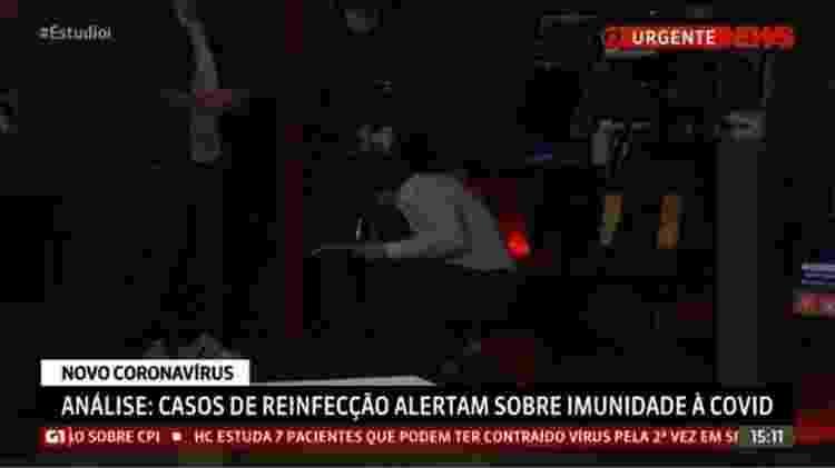 1 - Reprodução/GloboNews - Reprodução/GloboNews