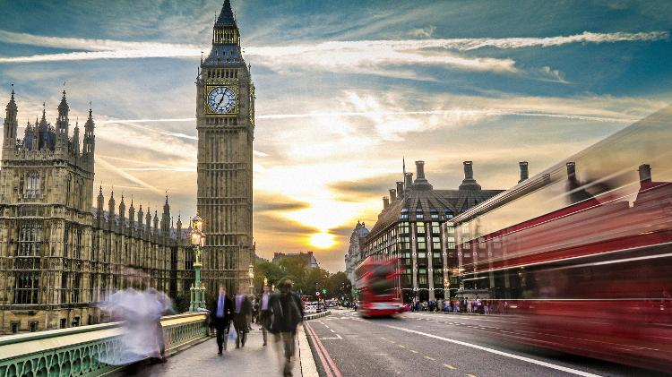 Londres, no Reino Unido - Getty Images - Getty Images