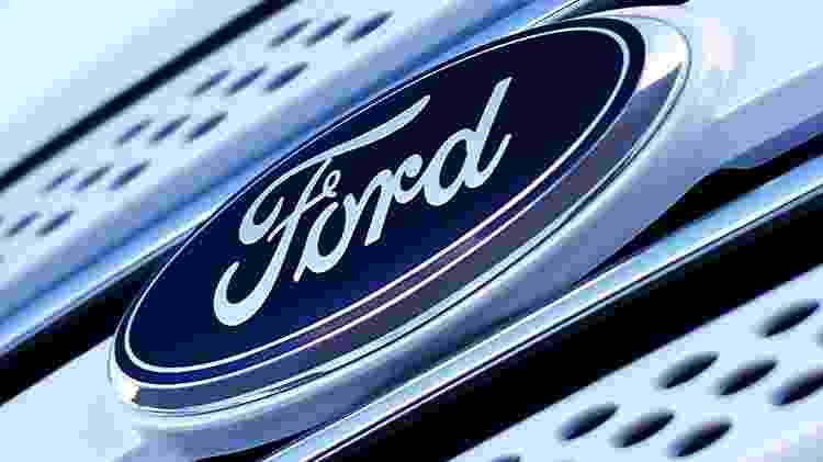 Logotipo da Ford - Divulgação - Divulgação