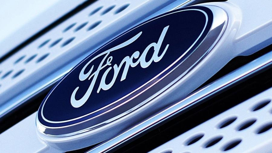 Logotipo Ford - Divulgação