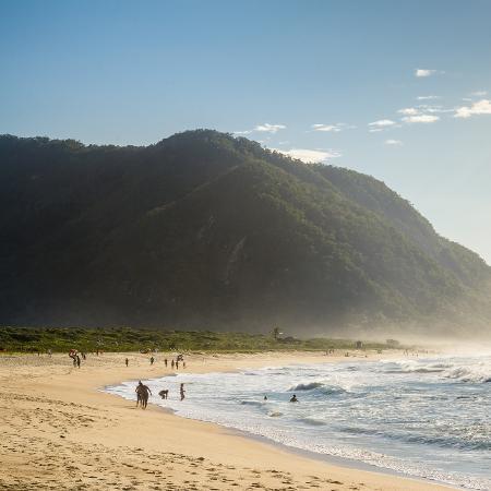 Praia de Grumari, no Rio de Janeiro - Getty Images/iStockphoto