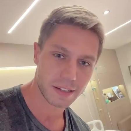 Jonas Sulzbach compartilhou vídeo - Reprodução/Instagram @jonas.mbt