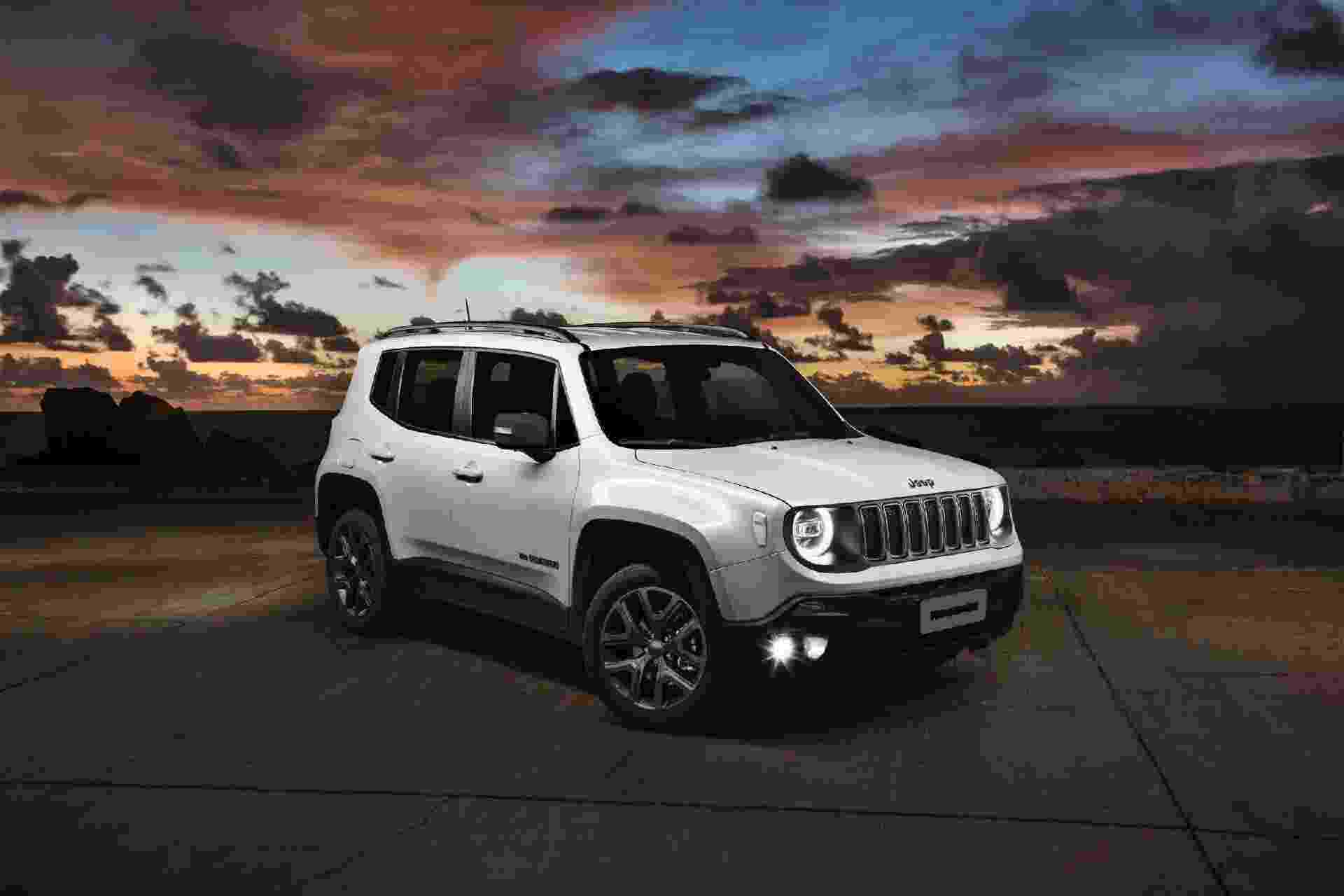 Jeep Renegade Connected Adventure Intelligence - Divulgação