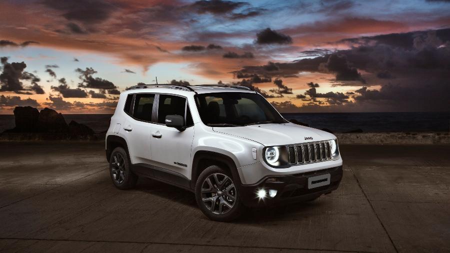 Jeep Renegade Adventure Intelligence - Divulgação