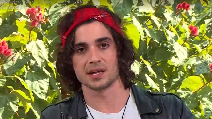 BBB 21: Fiuk fala de problemas com confinamento - Reprodução/TV Globo