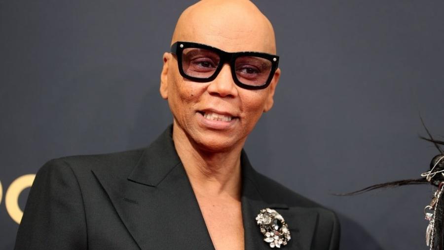Emmy Awards 2021: RuPaul se torna o artista negro com mais Emmys da história - Getty Images