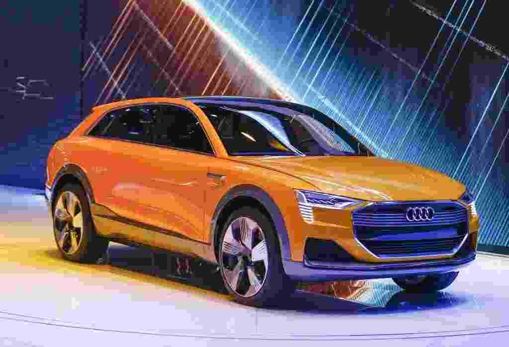 Audi h-tron Quattro Concept - Tannen Maury/EFE
