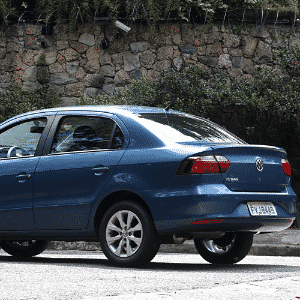 Volkswagen Voyage Comfortline 1.0 - Murilo Góes/UOL