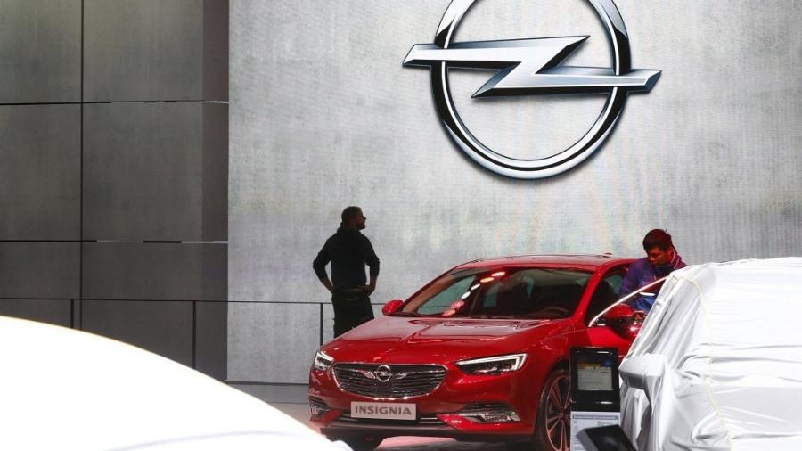 Opel prepara carros para o Salão de Genebra... ao mesmo tempo em que é vendida à PSA - Arnd Wiegmann/Reuters