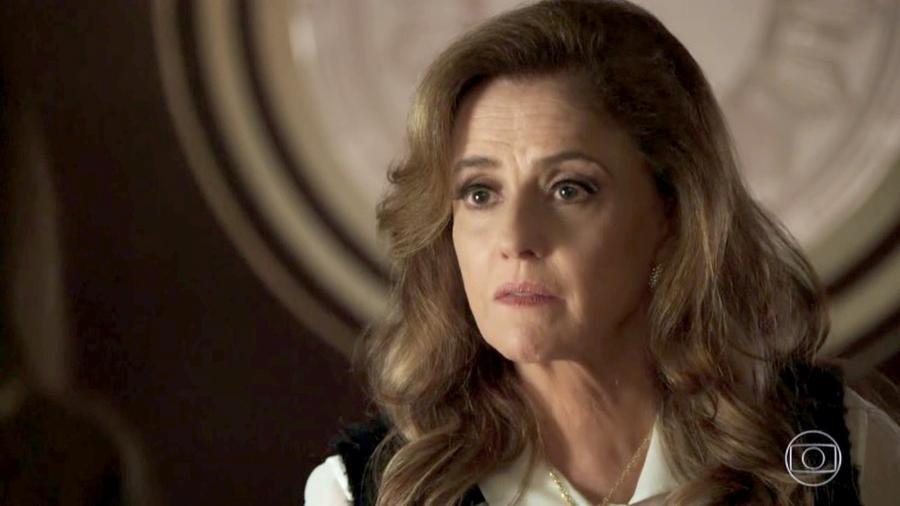 """Sophia (Marieta Severo) em """"O Outro Lado do Paraíso"""" - Reprodução/GShow"""