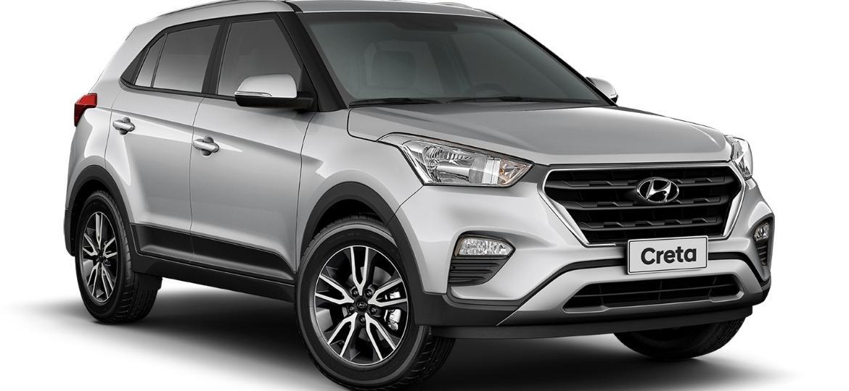 Hyundai Creta Pulse Plus 2019  versão intermediária com motor 1.6 custa R   91.890 Imagem  Divulgação a2de489d5f19c
