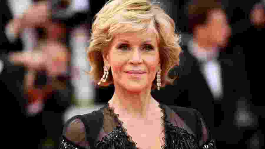 A atriz Jane Fonda - Emma McIntyre/Getty Images