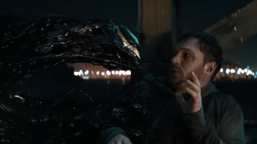 """Cena de """"Venom"""" - Reprodução/Youtube"""