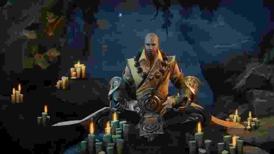 Diablo Immortal - Reprodução