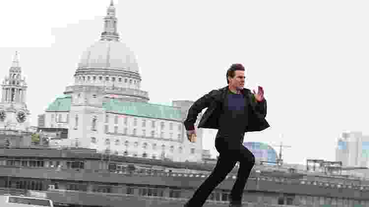 Tom Cruise - Divulgação - Divulgação