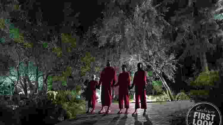 """Foto do filme """"Us"""", de Jordan Peele - Reprodução/EW - Reprodução/EW"""