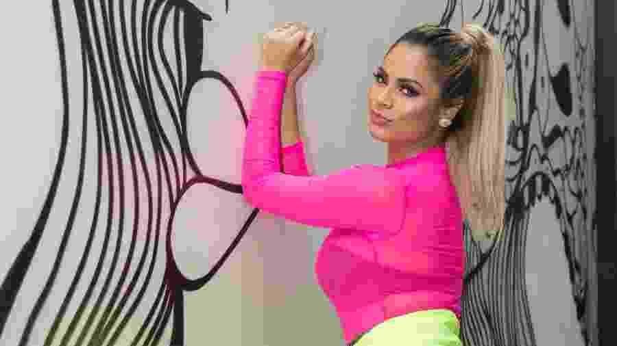 Lexa recebe mensagem de fãs em relacionamento abusivo - Patrícia Devoraes/Divulgação